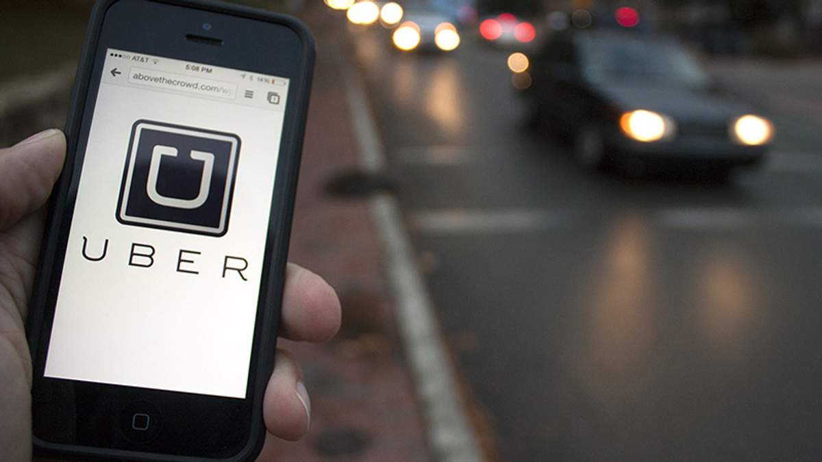 Uber підняв тарифи у Києві