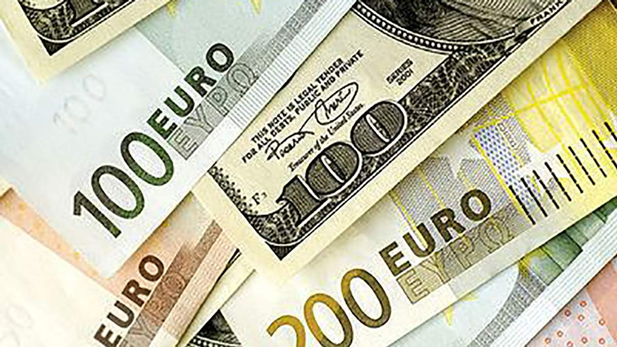 Курс валют НБУ на 13 липня: долар втрачає, євро дорожчає