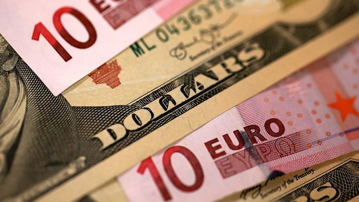 Готівковий курс долара на сьогодні 12-07-2017 та курс євро
