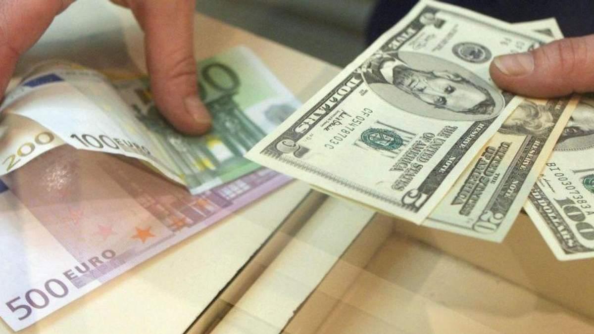 Наличный курс на 14-07-2017: курс доллара и курс евро