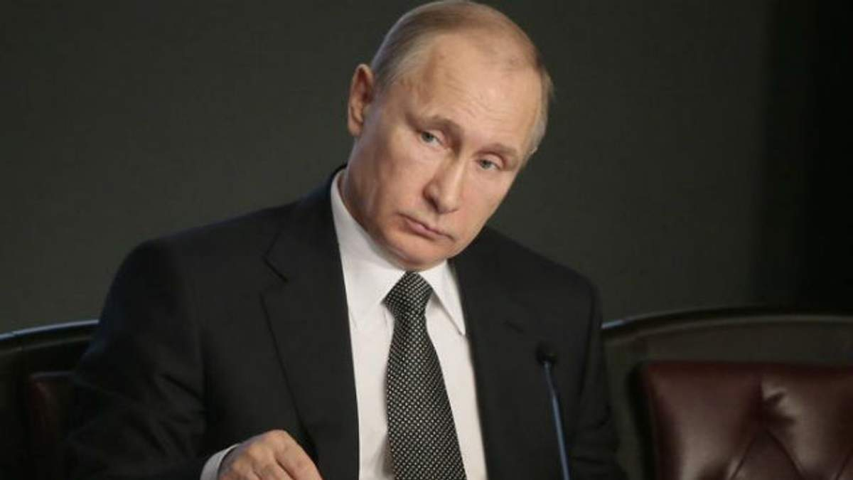 Путин удивил заявлением относительно Украины