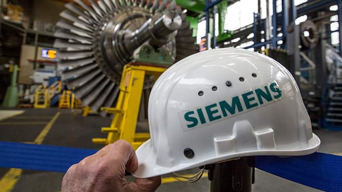 В России утверждают, что Siemens не собирается покидать ее рынок