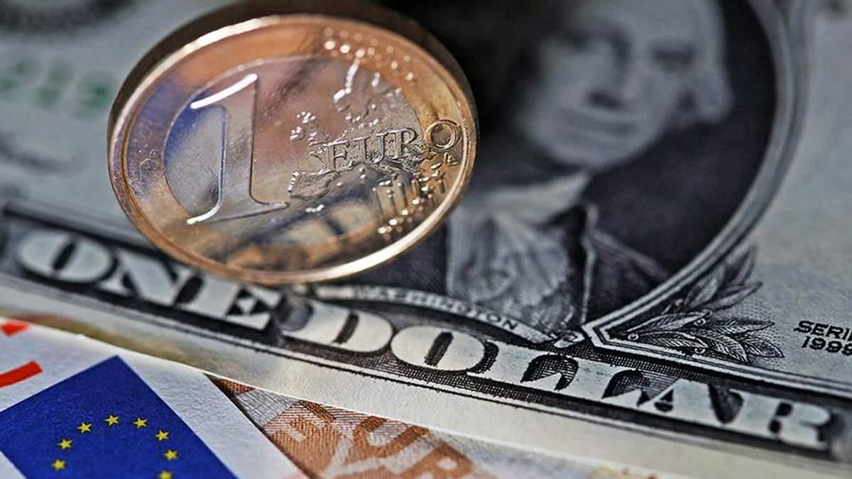 Готівковий курс на 17-07-2017: курс долара, курс євро