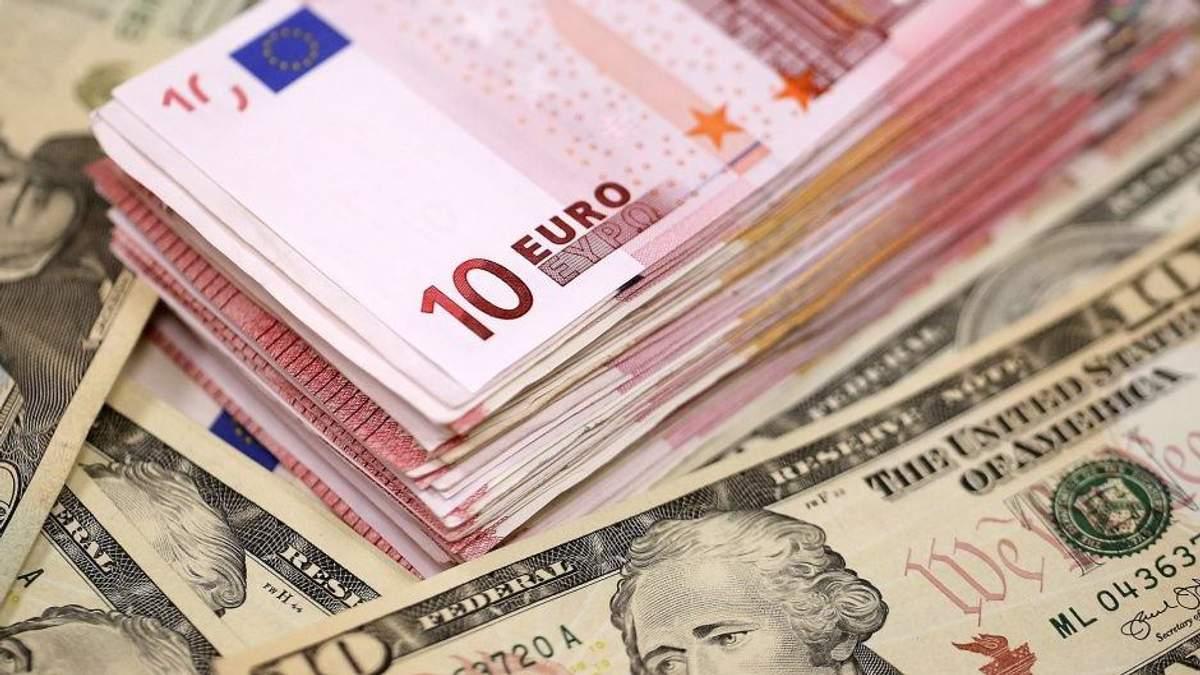 Курс валют НБУ на 19-07-2017: курс доллара, курс евро