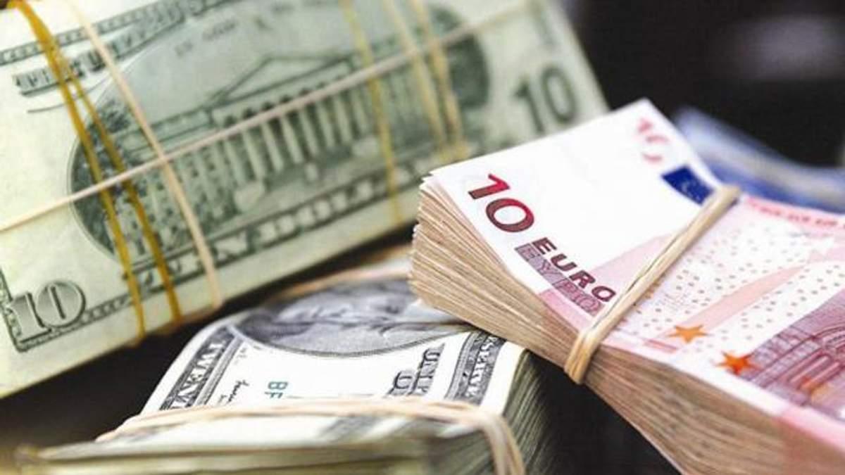 Готівковий курс валют 19 липня: євро продовжує відчутно зростати в ціні
