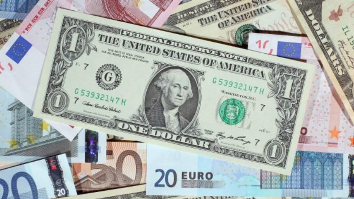 Курс валют НБУ на 24-07-2017: курс долара, курс євро