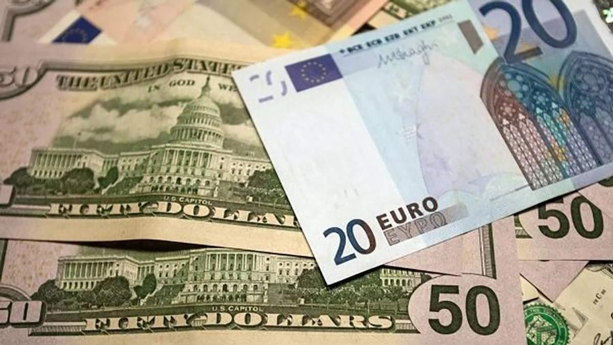 Курс валют НБУ на 25-07-2017: курс долара, курс євро