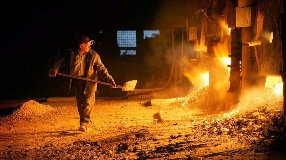 Украинские металлурги выступили против тарифного новшества Кабмина