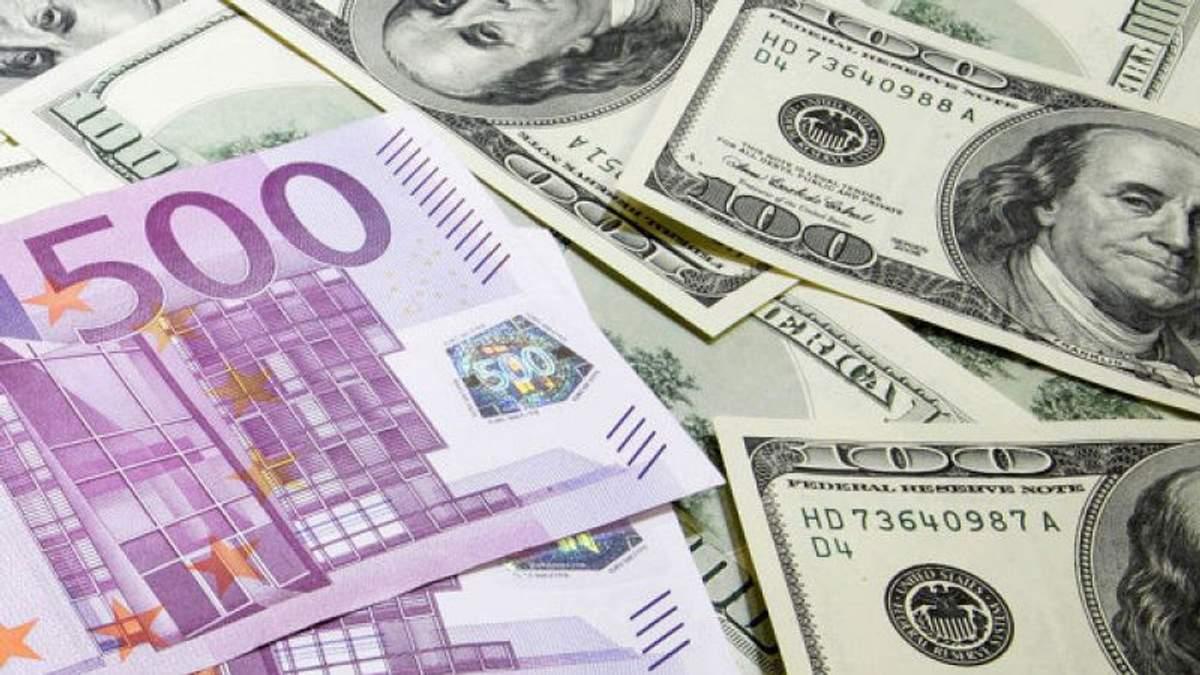 Курс валют НБУ на 31-07-2017: курс долара, курс євро