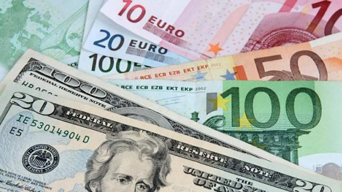 Курс валют НБУ на 4 вересня