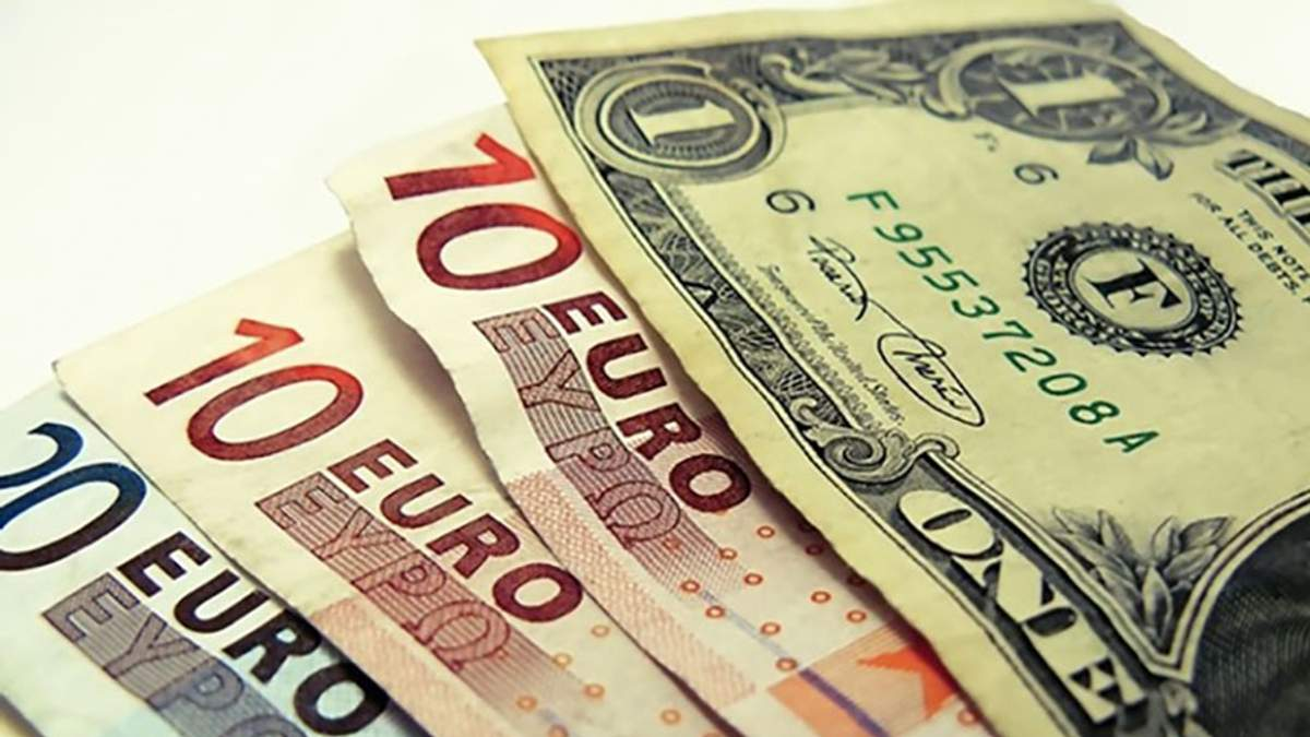 Наличный курс валют 1 сентября в Украине