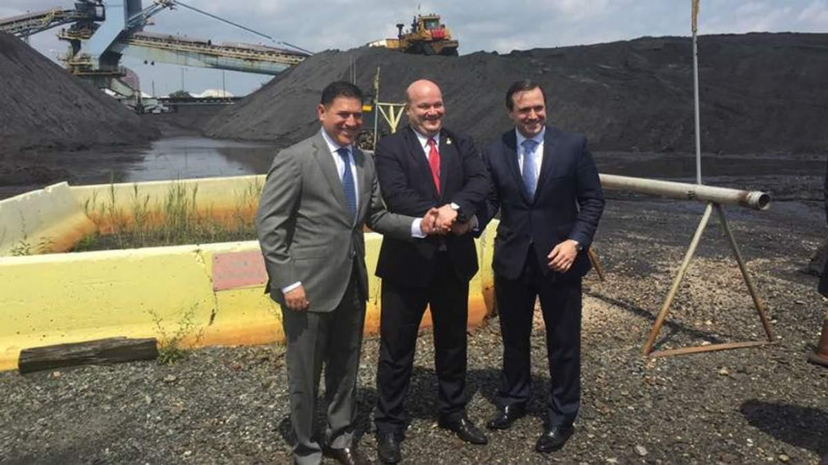 Чалий розповів, коли до України прибуде перша партія американського вугілля