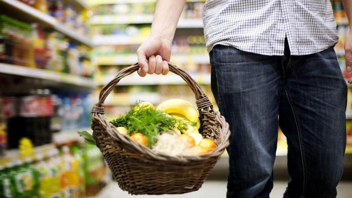В Украине зафиксировали снижение цен на продукты