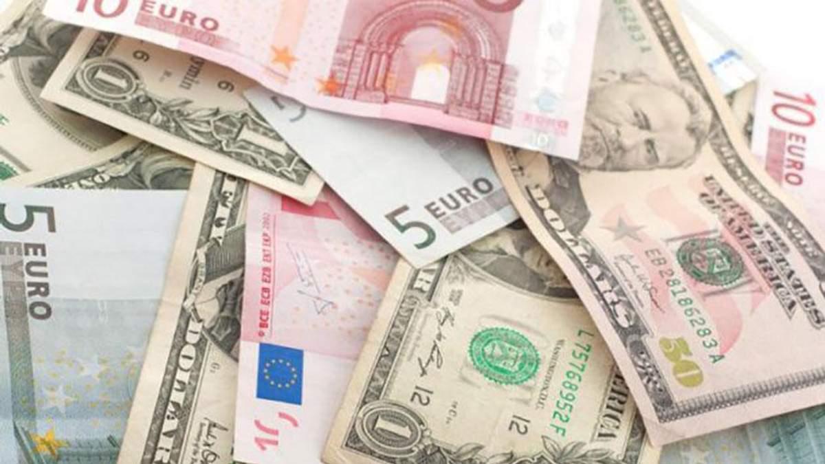 Курс валют НБУ на 12-09-2017: курс долара, курс євро