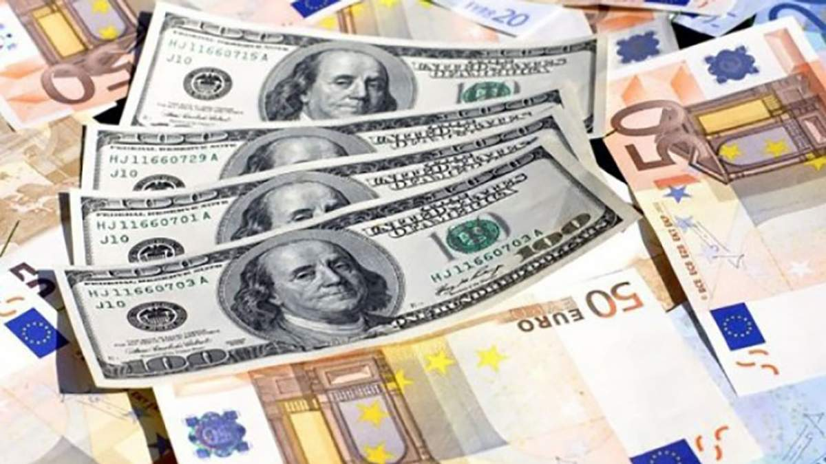 Курс валют НБУ на 18-09-2017: курс доллара, курс евро