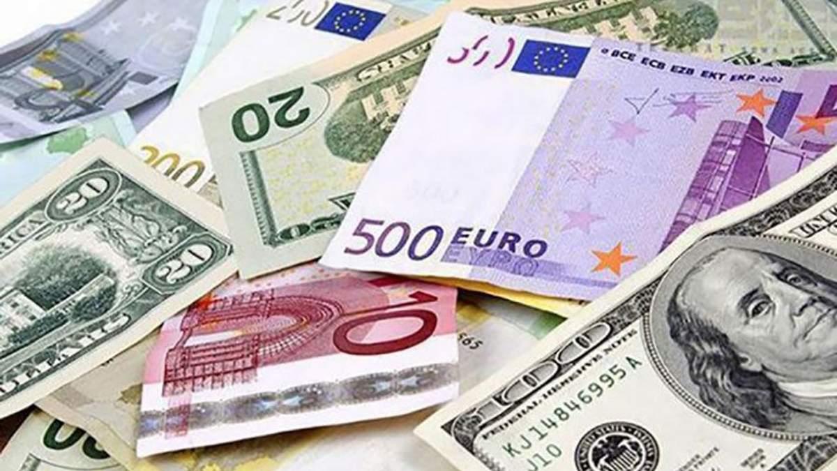 Наличный курс валют 15 сентября в Украине