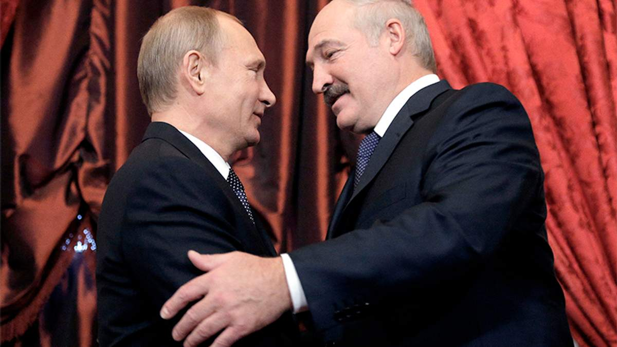 Білорусь отримала кредит від Росії