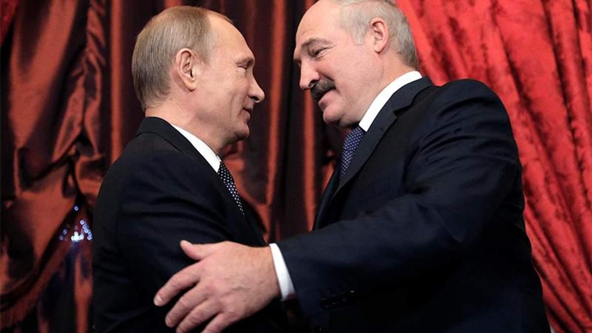 Россия предоставила Беларуси кредит на большую сумму