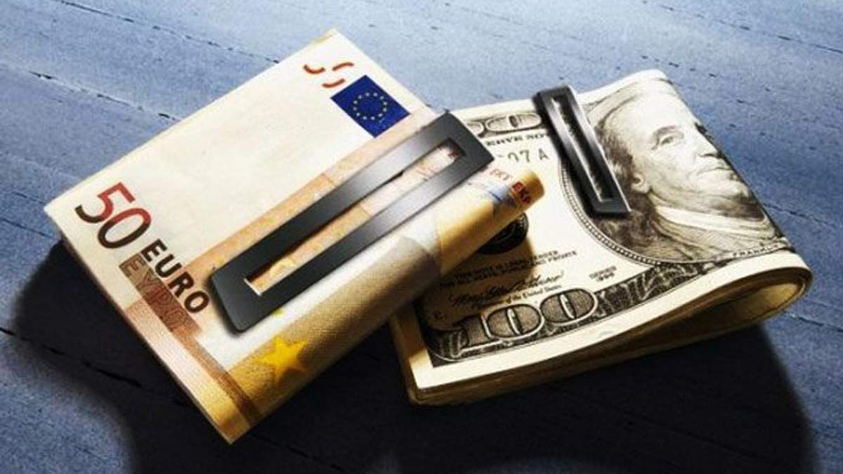 Наличный курс валют 22 сентября в Украине
