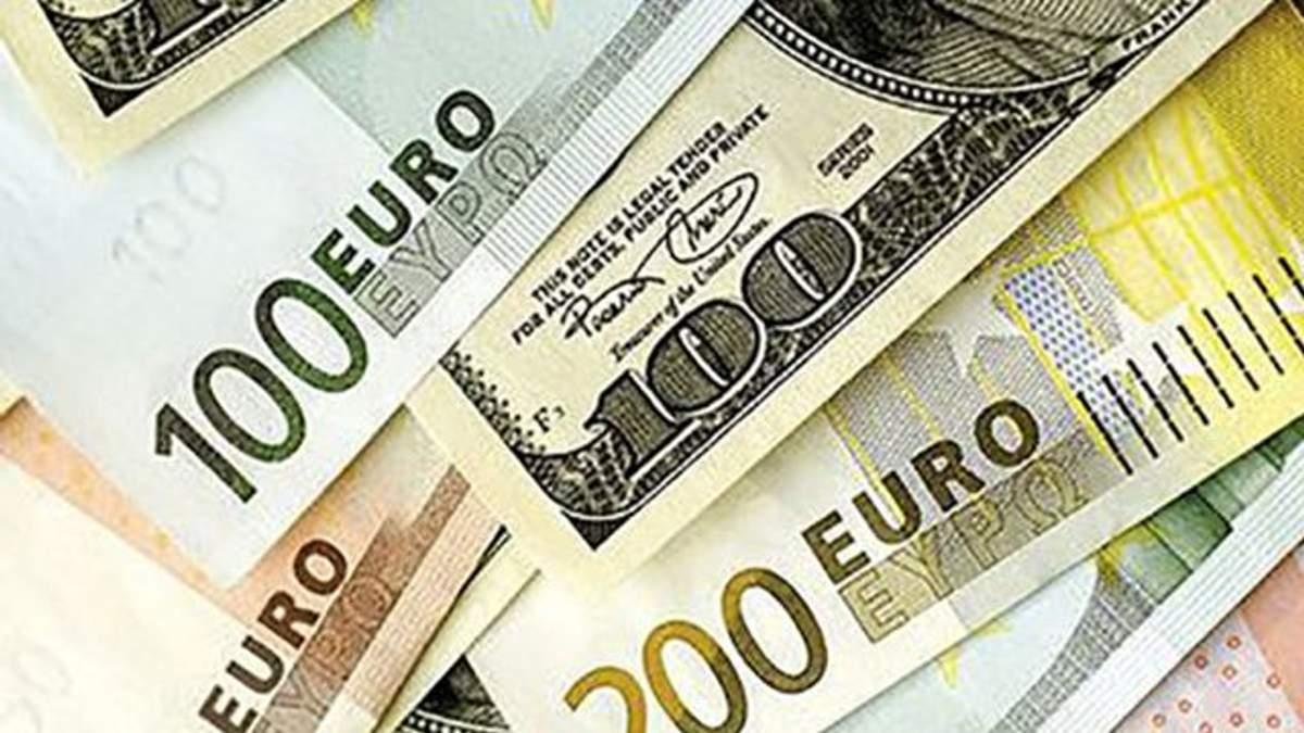 Курс валют НБУ на сьогодні 22-09-2017: курс долара, курс євро