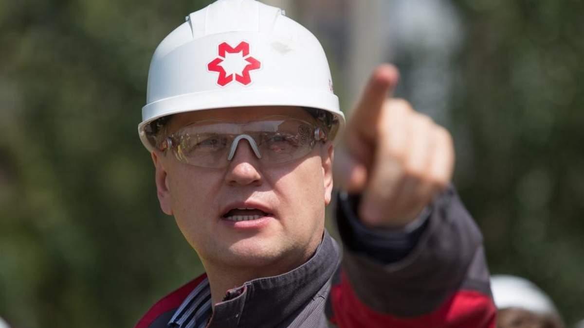"""Гендиректор """"Азовсталі"""" відзначає дефіцит брухту і чекає проведення УЗ прозорого тендеру з металобрухту"""