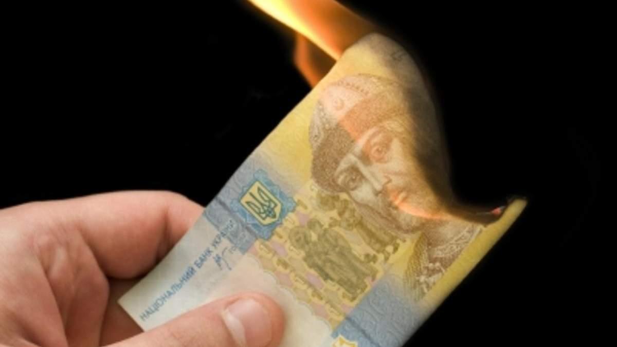 """Економіст пояснив, як українська держава """"заробляє"""" на інфляції"""