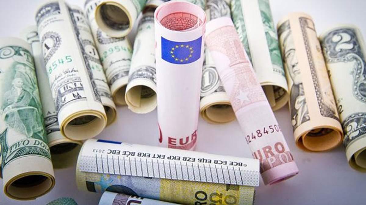 Готівковий курс валют 25 вересня в Україні