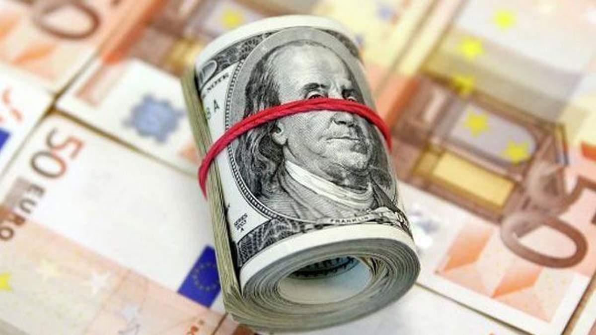 Курс валют НБУ на 27-09-2017: курс доллара, курс евро
