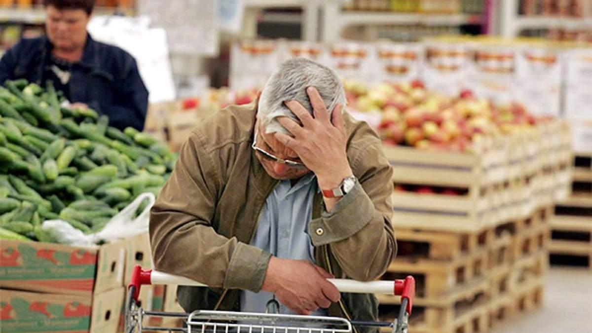 В Украине прогнозируют рост цен на продукты питания