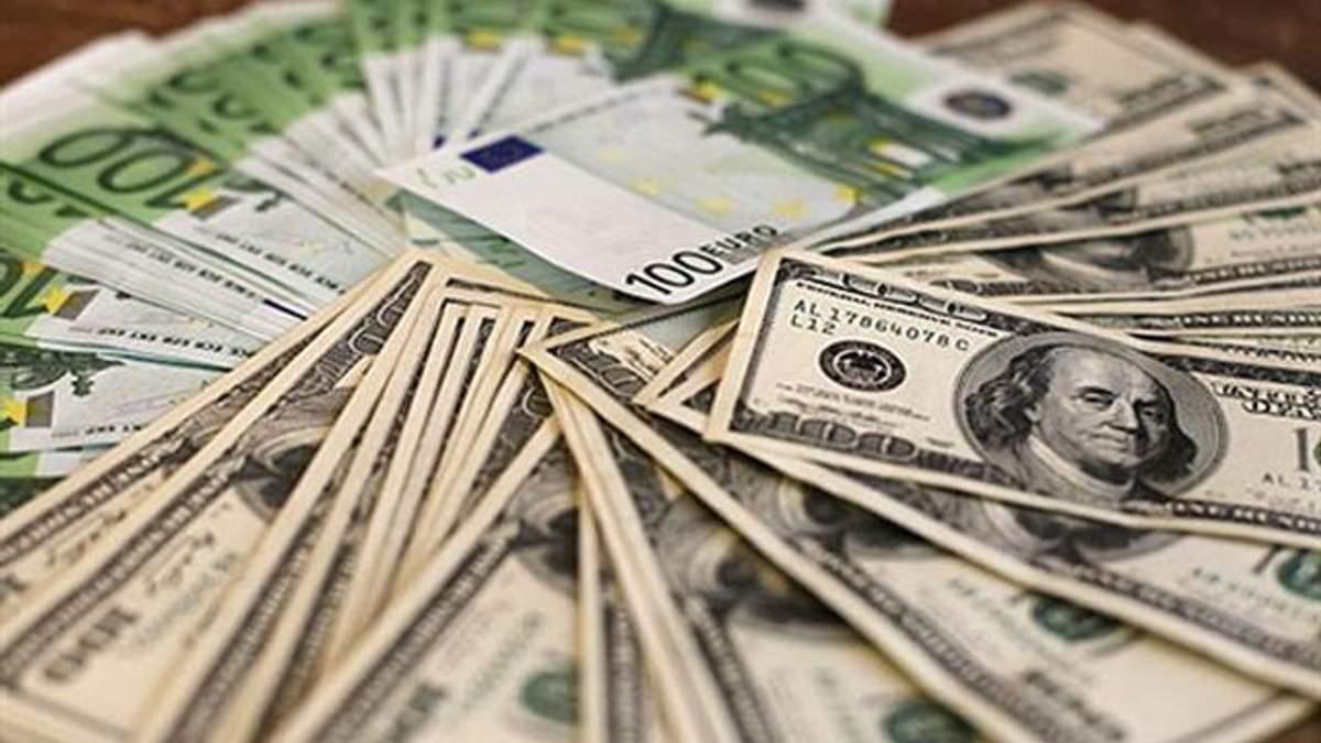 Наличный курс валют 29 сентября: гривна заканчивает месяц падением