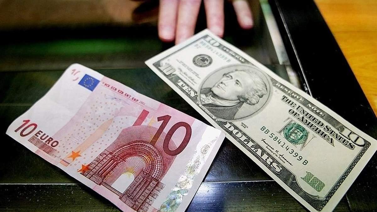 Готівковий курс валют на 02-10-2017: курс долара и євро