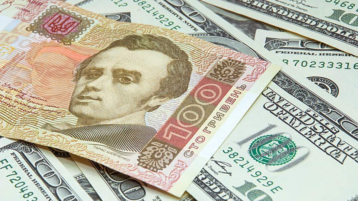 Курс валют НБУ на 06-10-2017: курс долара, курс євро