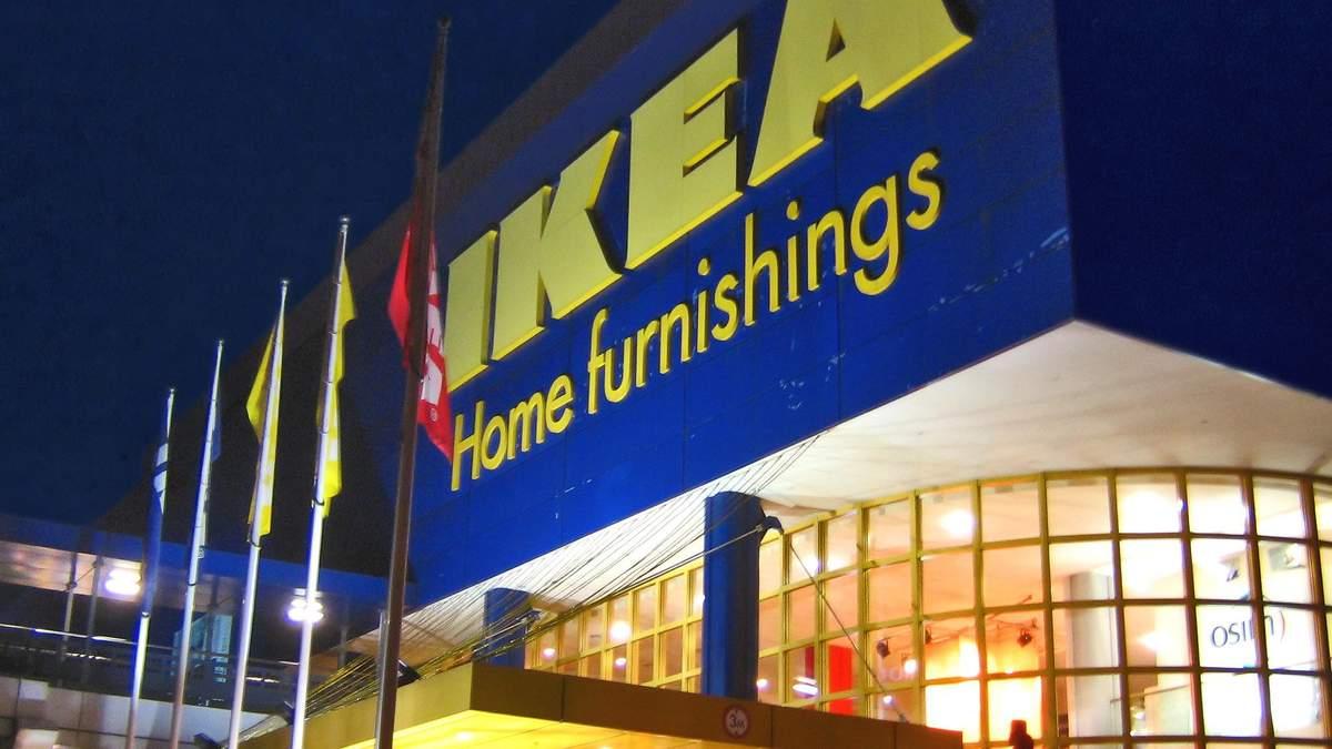 В IKEA предполагают, что начнут работу в Киеве через 1-2 года