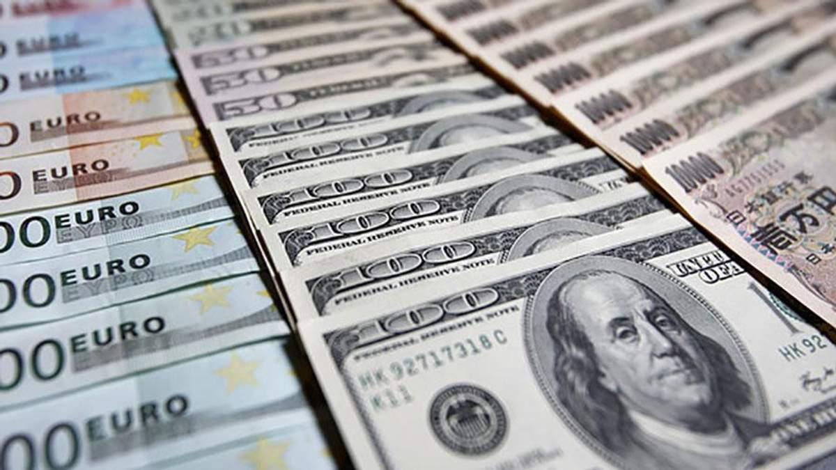 Курс валют НБУ на 4 січня