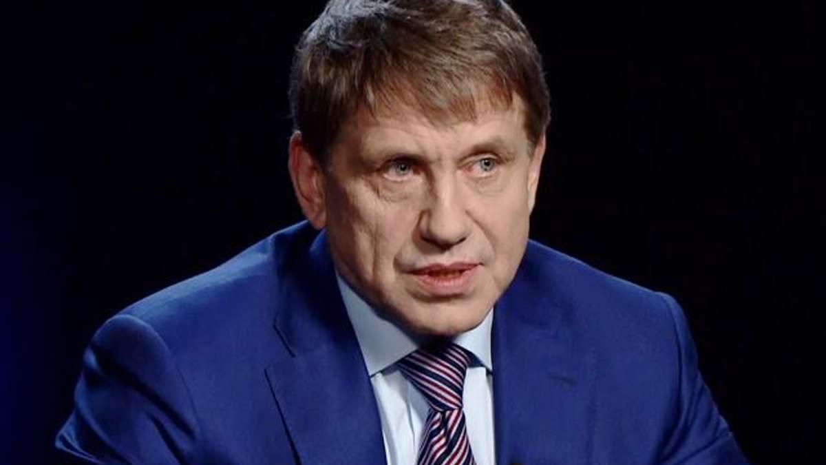 Уряд жодним чином не передбачав закупівлю російського газу, – Насалик