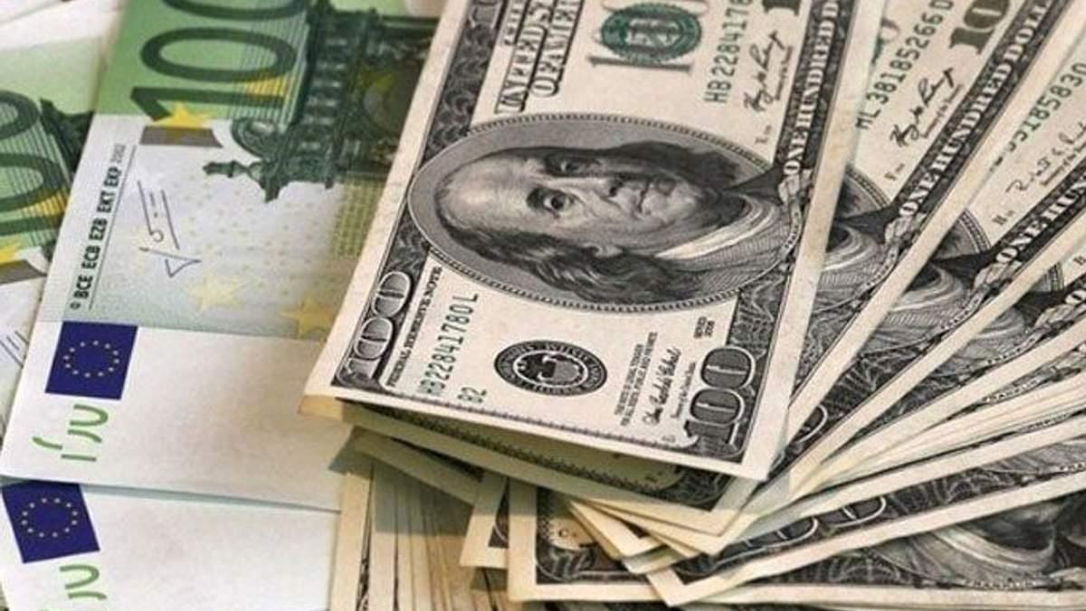 Курс валют на 24 січня: долар і євро не змінили своїх позицій