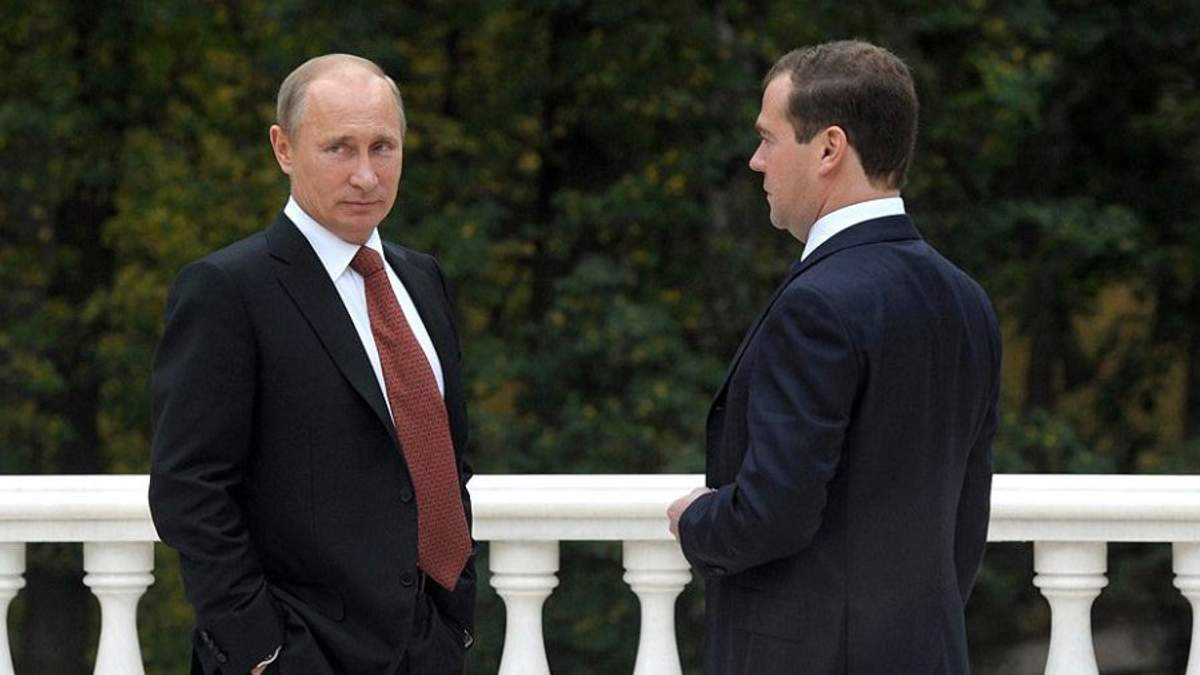 """Медведев и Песков попали в """"кремлевский доклад"""" США: что это значит"""