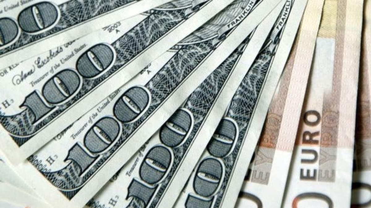 Курс валют на 7 лютого: долар і євро стрімко падають