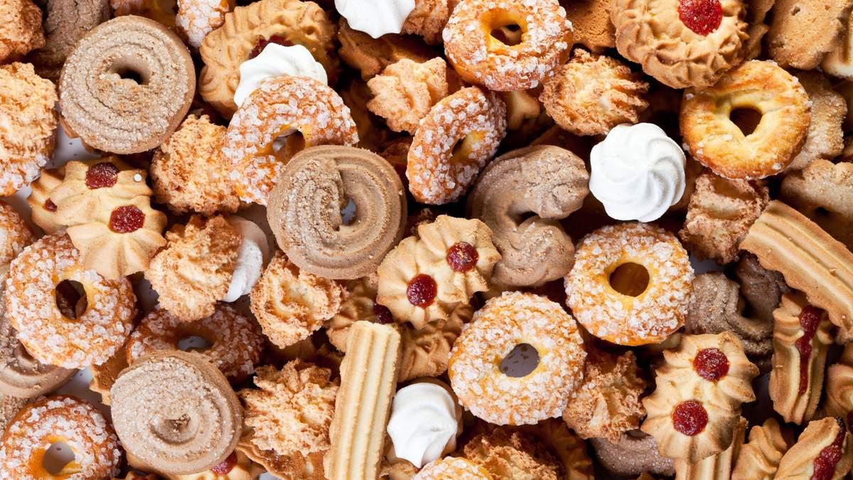 Які українські солодощі люблять європейці: інфографіка