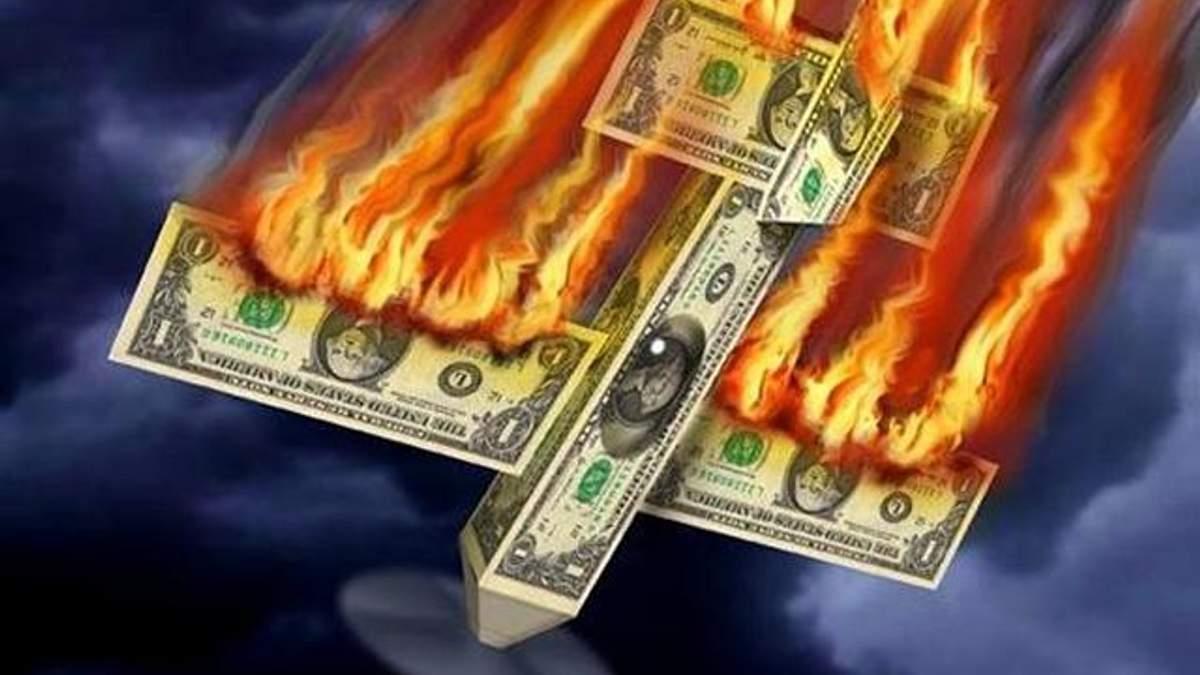 Чому в Україні падає долар: в НБУ пояснили ситуацію