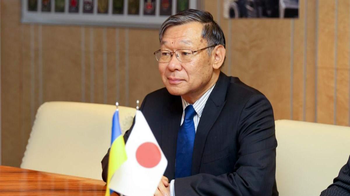 Япония предоставит Украине средства для восстановления восточных областей