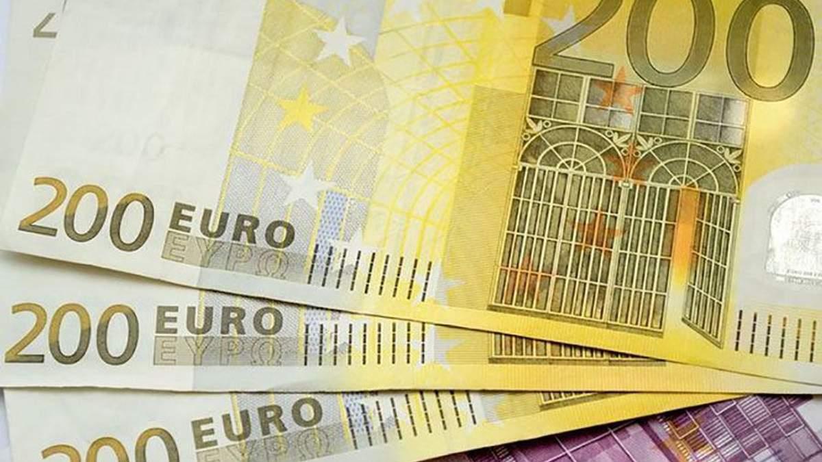Курс валют на 2 березня: євро відчутно подешевшало