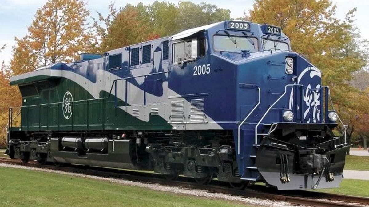 Де General Electric планує збирати локомотиви в Україні
