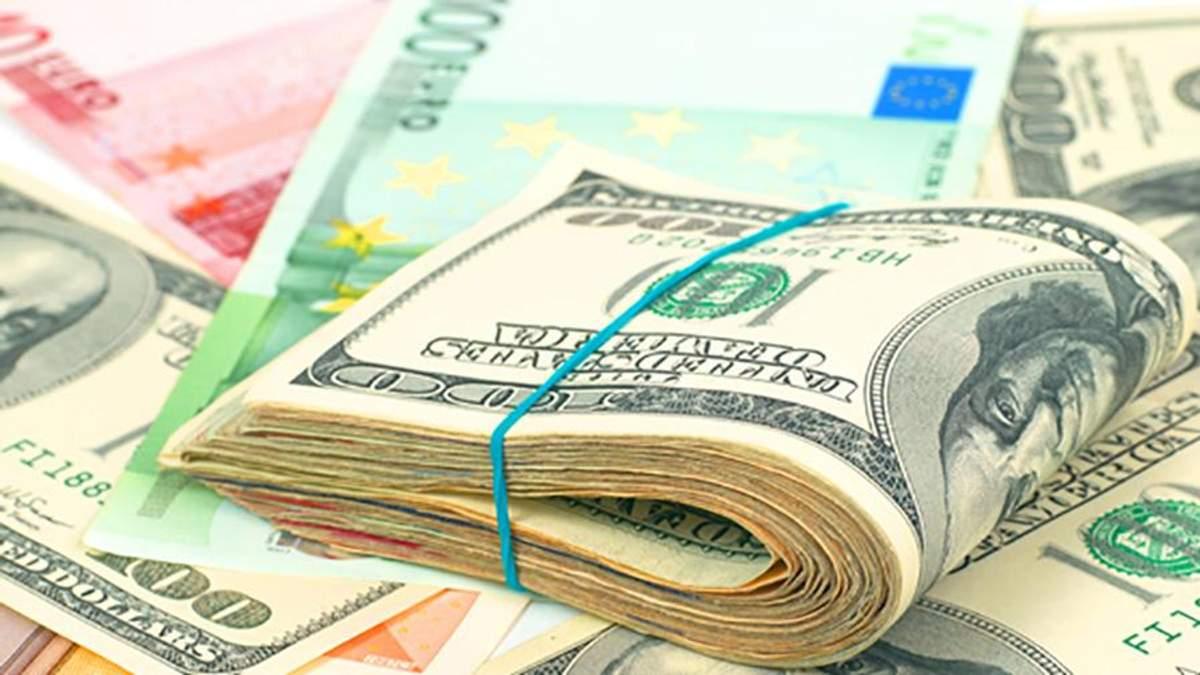 Курс валют НБУ на сьогодні 22-03-2018: курс долара, курс євро