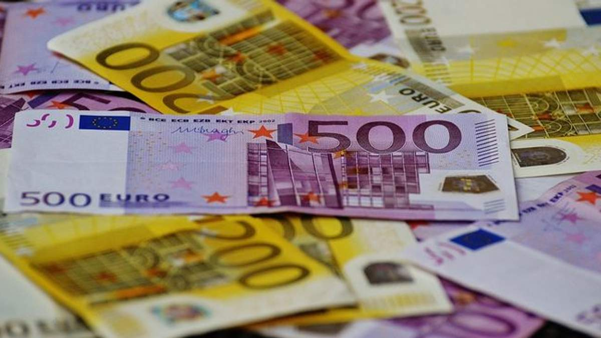Курс валют НБУ на 02-04-2018: курс долара, курс євро