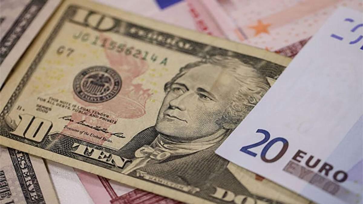 Готівковий курс валют на 02-04-2018: курс долару та євро