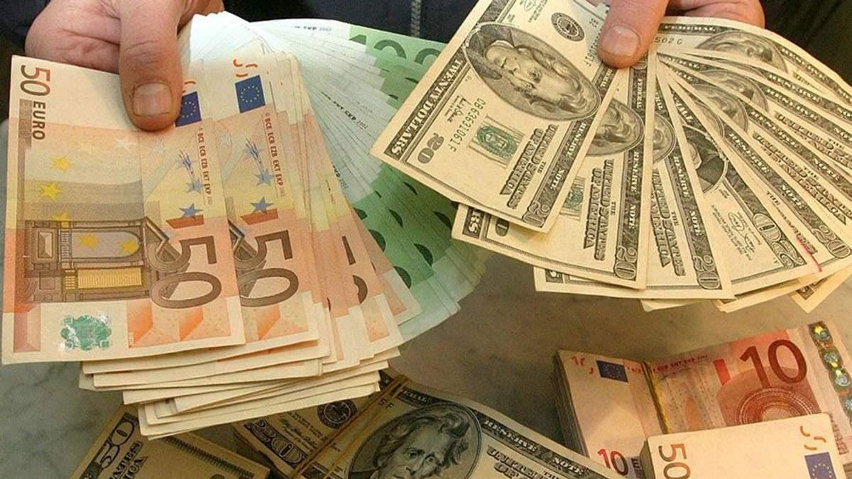 Курс валют НБУ на 05-04-2018: курс доллара, курс евро