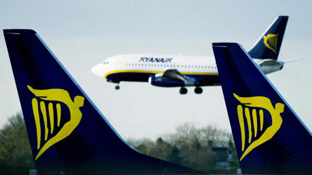 """У """"Борисполі"""" вказали на проблеми, що з'являються із заходом Ryanair в Україну"""