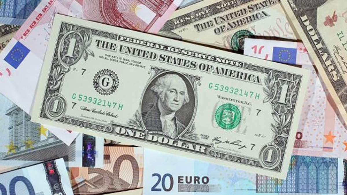 Курс валют НБУ на 06-04-2018: курс долара, курс євро