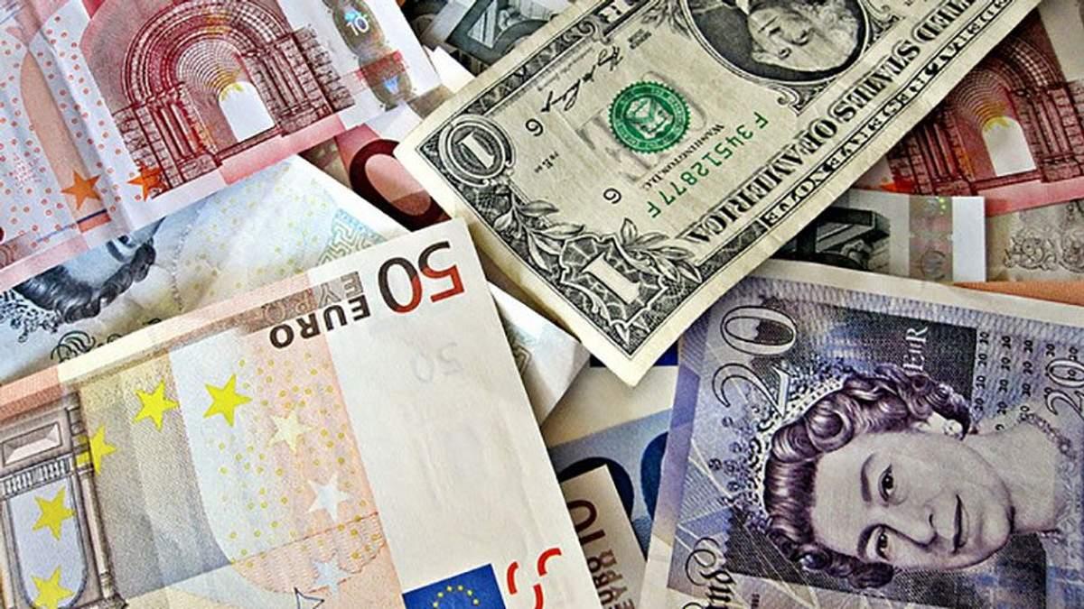 Готівковий курс валют на 05-04-2018: курс долару та євро